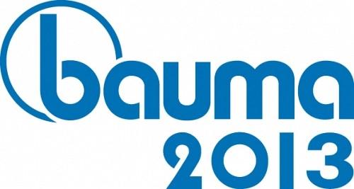 Bauma 2013 - 15-21/4/2013 - Мюнхен, Германия
